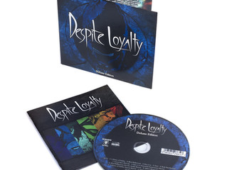 Despite Loyalty - Deluxe Edition OUT NOW!