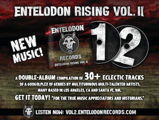 Entelodon Volume II:  The EPIC 2-Disc Compilation