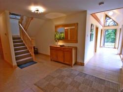 Torcastle Lodge - Entrance Hallway