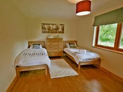 Torcastle Lodge - Twin Room