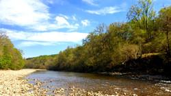 Torcastle Lodge - River Side