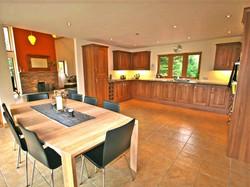 Torcastle Lodge - Open Plan Kitchen