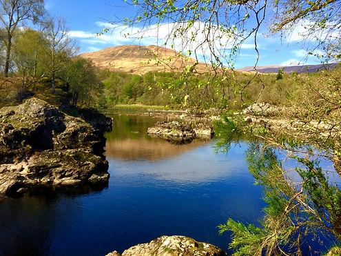 Torcastle Lodge - River Lochy