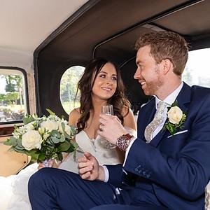 Kate & Michael, Darver Castle