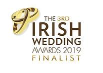 Finalist Logo _ Irish Wedding Awards 201
