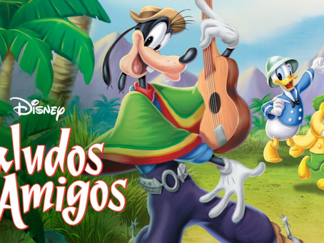 Eras da Disney: A Era de Guerra da Walt Disney Animation Studios