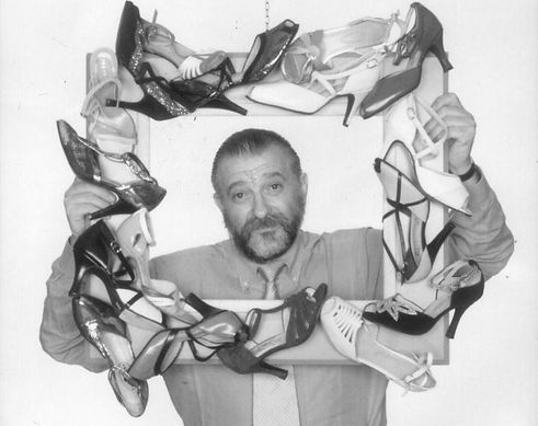 tango leike with shoes