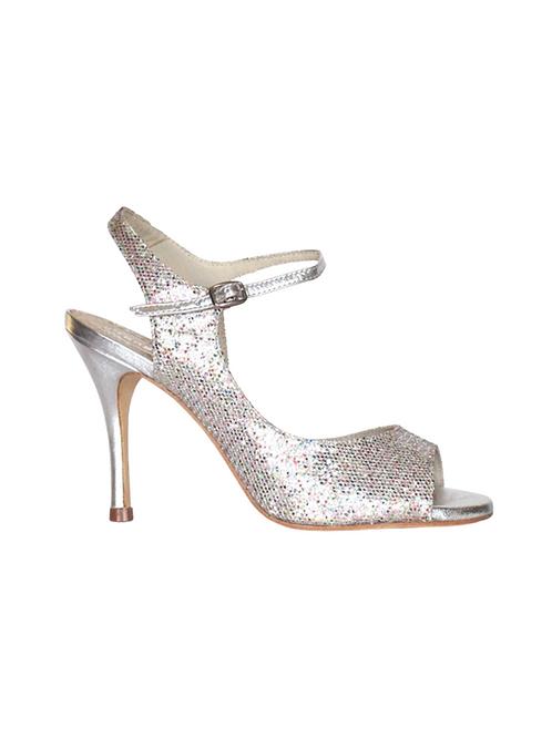 Tango Leike Dancing Sandal silver