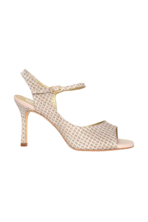 Tango Sandal in rose