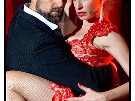 Let your heart lead your feet into the passion of tango