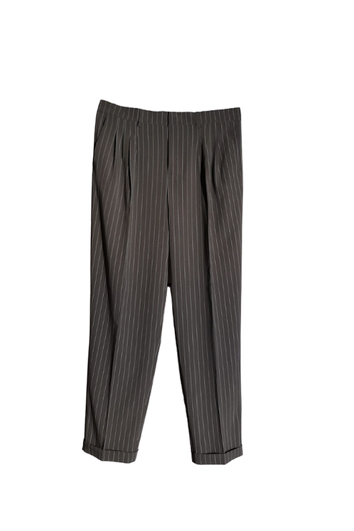 Men tango trousers with stripes