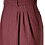 Thumbnail: Elegant Tango trousers in bordeaux with stripes