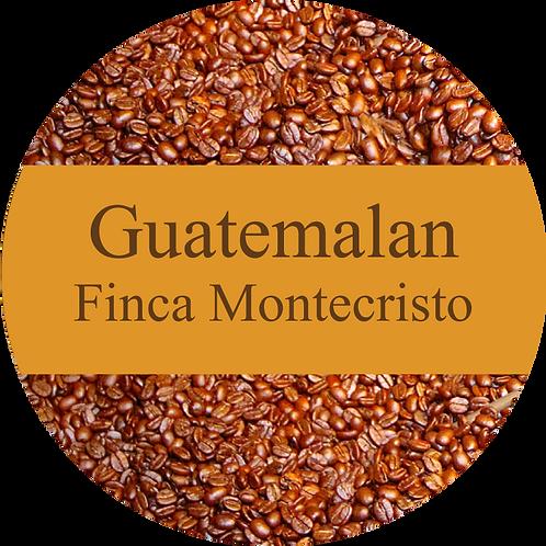 Guatemalan Finca Montecristo