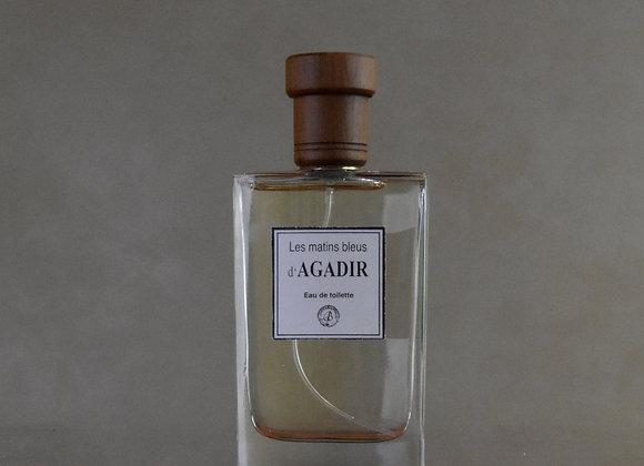 """Eau de toilette """"Les Matins Bleus d'Agadir"""""""