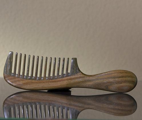 Peigne africain en bois