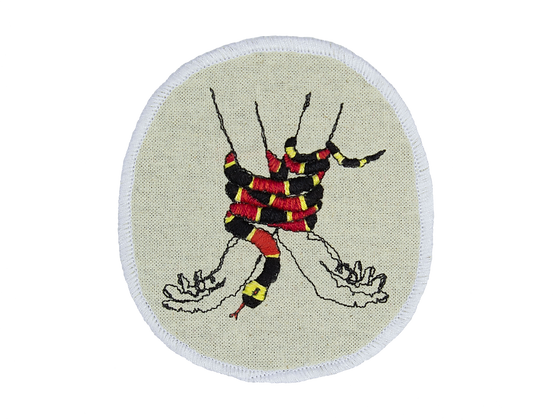 Coral Snake Patch