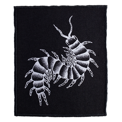 Iron-On Patch - Centipede