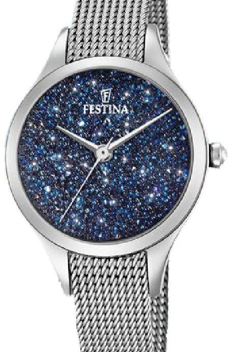 Reloj Festina F20336.2 Cristales Swarovski Mujer
