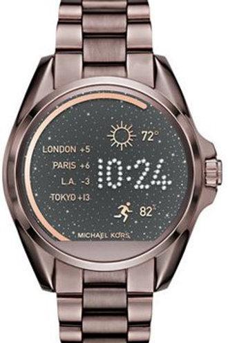 Reloj Smartwatch Michael Kors Mkt5007 Mujer Color Sable