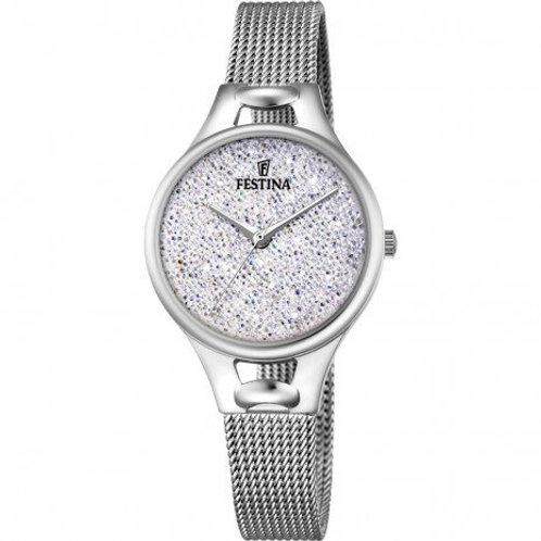 Reloj Festina F20331.1 Cristales Swarovski Mujer