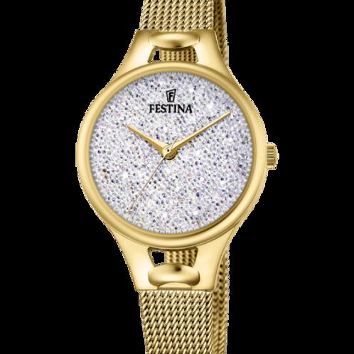 Reloj Festina F20332.1 Cristales Swarovski Mujer