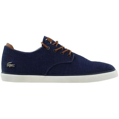 Zapatillas Lacoste Esparre 318 Azul Nv1 Hombre