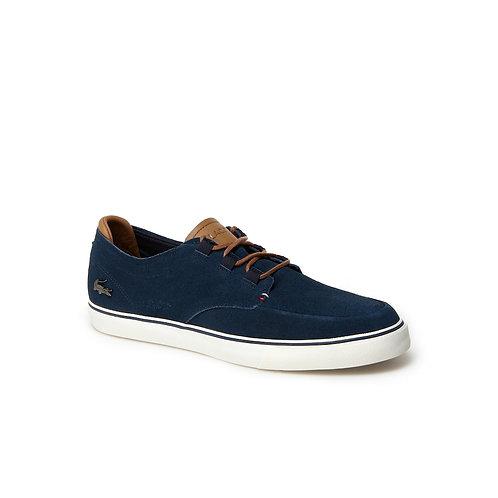 Zapatillas Lacoste Esparre Deck 318 Azul Nv1 Hombre