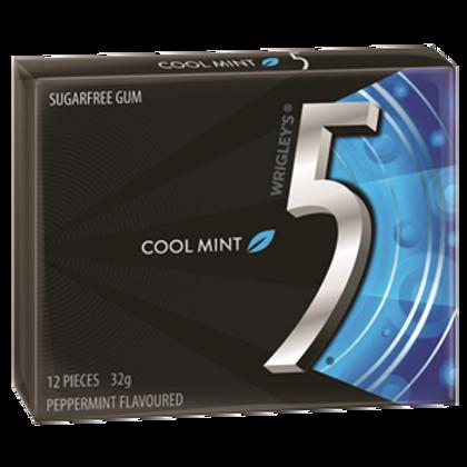 5 Gum Cool Mint (32g 12pc)