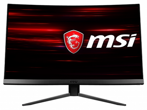 """24"""" MSI LCD CURVED PANEL, Frameless, 144Hz, 1ms, 1920*1080, 2*HDMI, DP, MAG241C"""