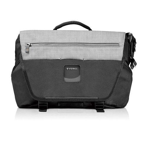 "Everki ContemPRO Laptop Bike Messenger, up to 14.1""/MacBook Pro 15 - Black"