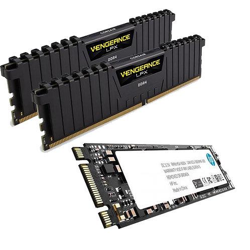 HP S700 500GB M.2 Bundle
