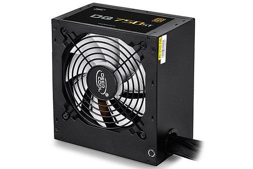Deepcool DQ750ST 80 PLUS GOLD 750W PSU 10Yr Warranty, 120K+ Hours MTBF
