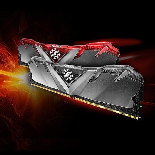 16GB ADATA (2*8GB) XPG D30 GAMMIX DDR4 3000MHz RED
