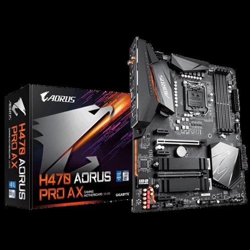 Gigabyte ATX H470 AORUS PRO AX DDR4 Motherboard