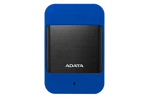 2TB ADATA HD700 EXTERNAL HDD USB3.0 BLUE