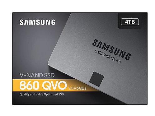 Samsung 860 QVO 2.5in SATA SSD 4TB [Pre-Order, ETA 27/2/19]
