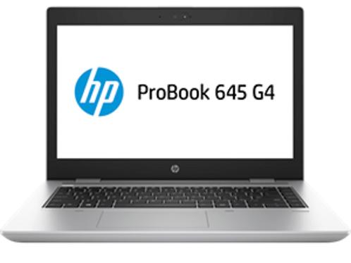 """HP ProBook 645 G4, AMD Ryzen 5 Pro 2500U,14"""", 8GB RAM, 256GB NVMe SSD, Win10 Pro"""