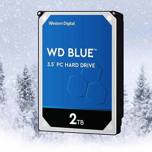 """2TB Refurbished 3.5"""" HDD"""