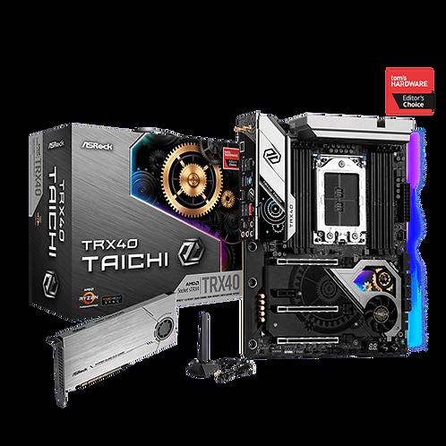 AMD TRX40 ASRock TAICHI Motherboard w/ AX Wi-Fi