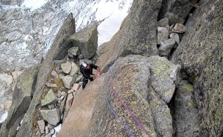 "Mont Blanc, ""Guy-Anne l'Insolite"""
