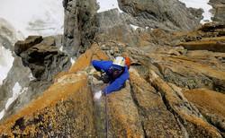 Mont Blanc, Capucin des Dorées