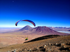 Désert d'Atacama, 5000m - Chili