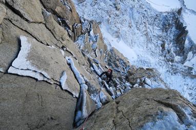 Dent du Géant - Mont Blanc
