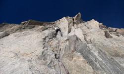 """Mont blanc, """"Contamine Labrunie"""""""