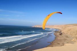 Aglou, côte Atlantique - Maroc