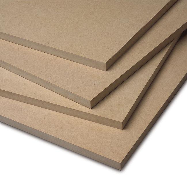 """8"""" x 4"""" x 18mm Standard MDF sheet"""