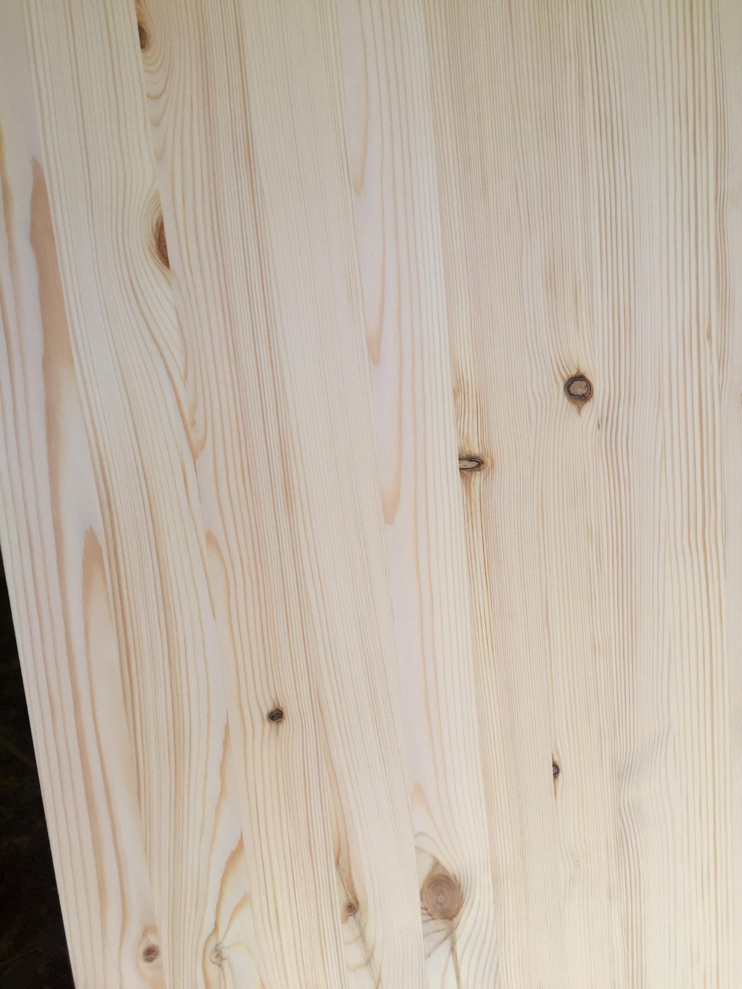 Scandinavian pine panel 38mm