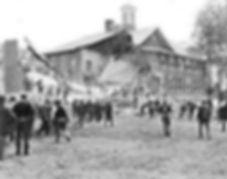 Bath school destroyed