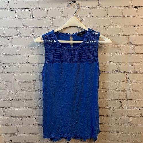 Verve Ami Royal Blue Top