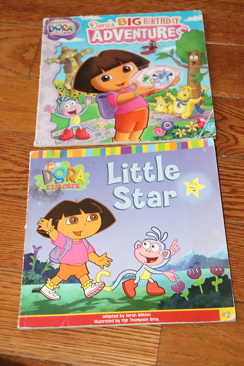 Dora little star Big Birthday adventures